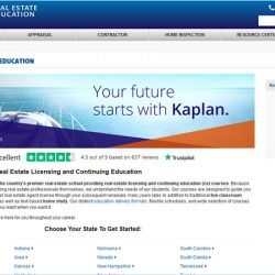 Kaplan Real Estate School
