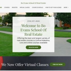 Bo Evans School of Real Estate review