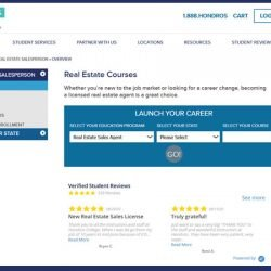 Hondros College of Real Estate review