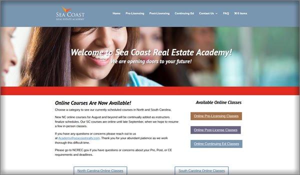 Sea Coast Real Estate Academy