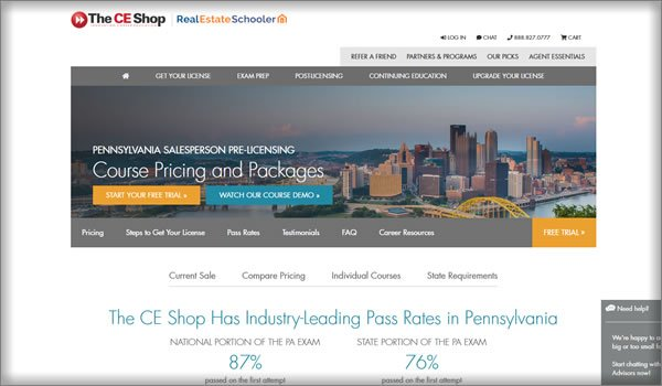 The CE Shop Pennsylvania