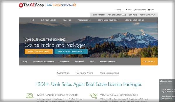 The CE Shop Utah