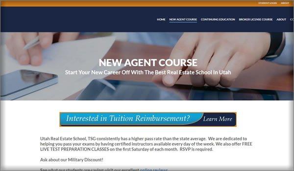 Utah Real Estate School