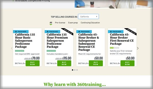 360training price