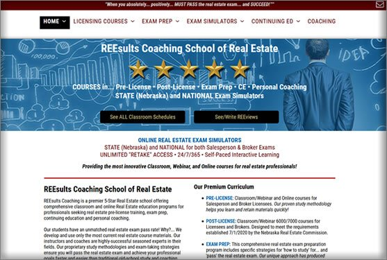 REEsults Coaching School