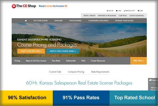 CE Shop Kansas