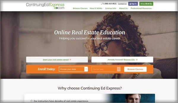 Continuing Ed Express