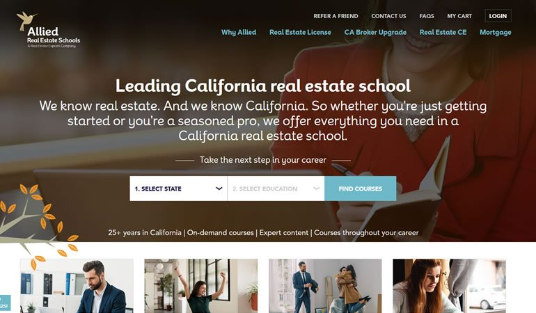 Allied Real Estate School review