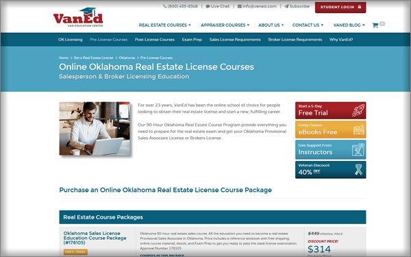 Oklahoma Pre-License Course