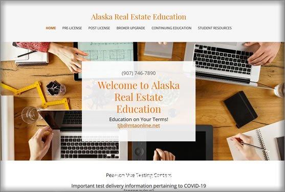 Alaska Real Estate Education