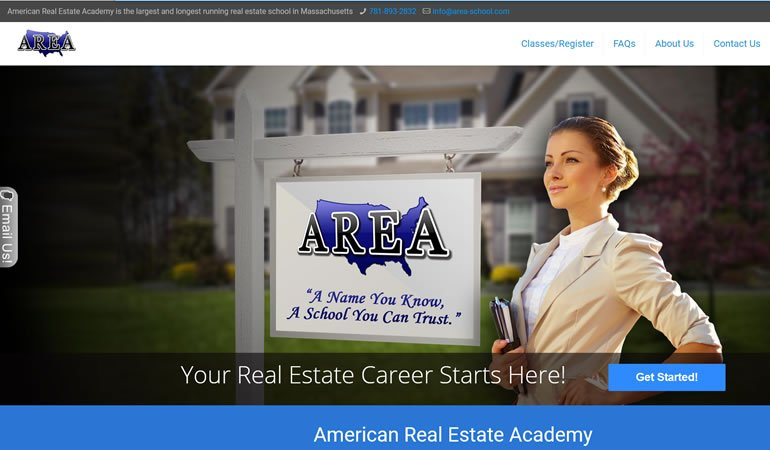 American Real Estate Academy review