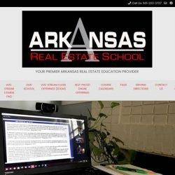 Arkansa Real Estate School Review