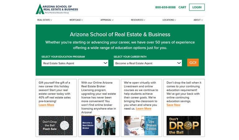 Arizona School Of Real Estate review