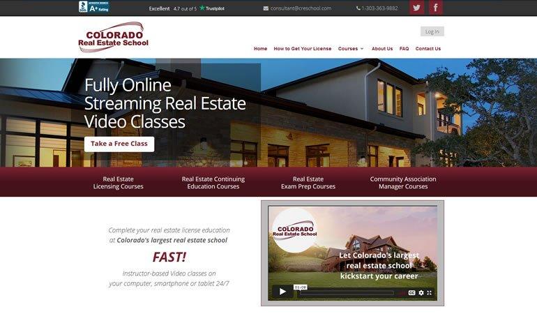 Colorado Real Estate School review