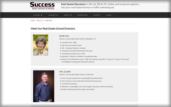 Overview Of Success Real Estate School