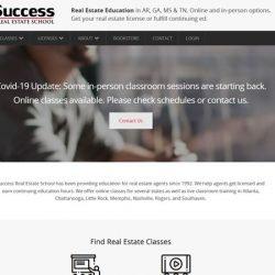 Success Real Estate School review