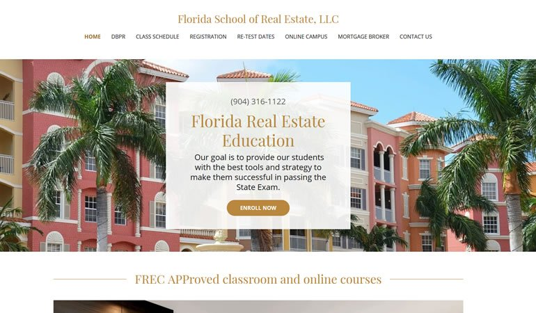 Florida School of Real Estate review