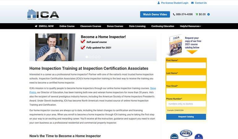 Inspection Certification Associates review