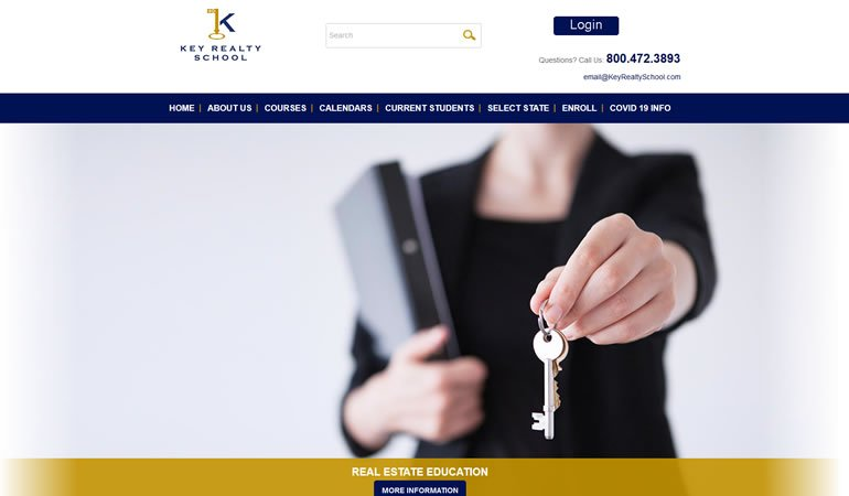 Key Realty School review