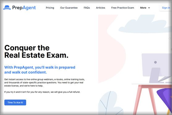PrepAgent exam prep