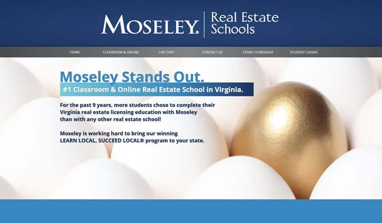 Moseley School Of Real Estate review