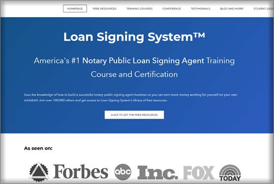 Best Notary Signing Agent Course
