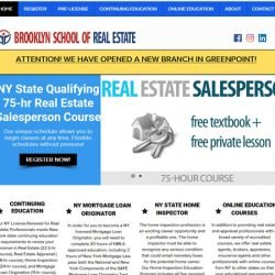Brooklyn School of Real Estate review