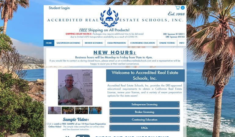 Accredited Real Estate Schools review