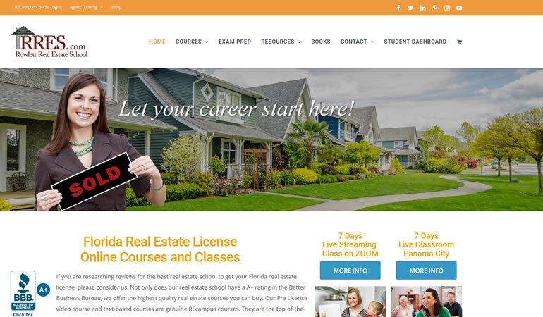 Rowlett Real Estate School review