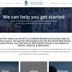 Coldwell Banker Real Estate School review