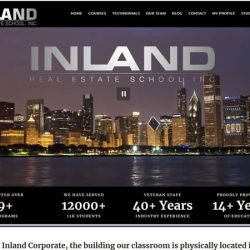 Inland Real Estate School review