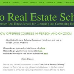 Idaho Real Estate School review