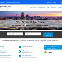 REMI School of Real Estate review